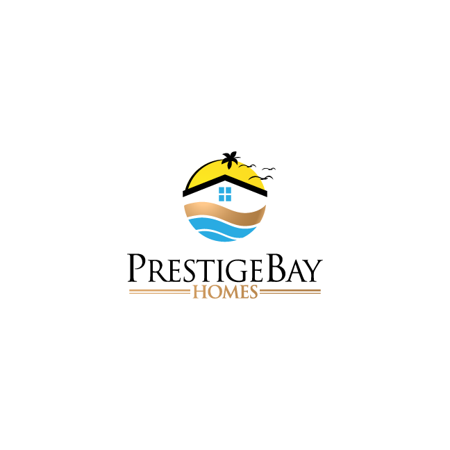 Logo Design by chinie05 - Entry No. 91 in the Logo Design Contest Imaginative Logo Design for Prestige Bay Homes.