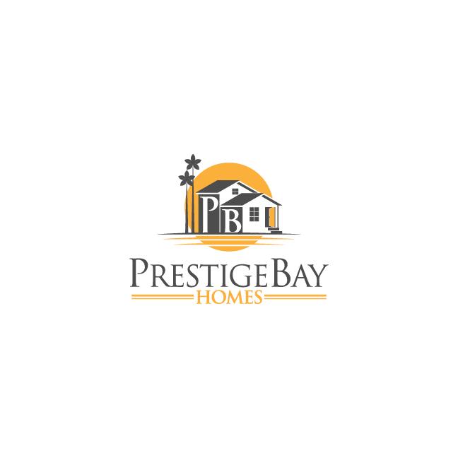 Logo Design by chinie05 - Entry No. 92 in the Logo Design Contest Imaginative Logo Design for Prestige Bay Homes.