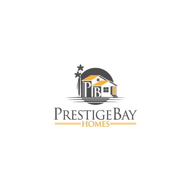 Logo Design by chinie05 - Entry No. 93 in the Logo Design Contest Imaginative Logo Design for Prestige Bay Homes.