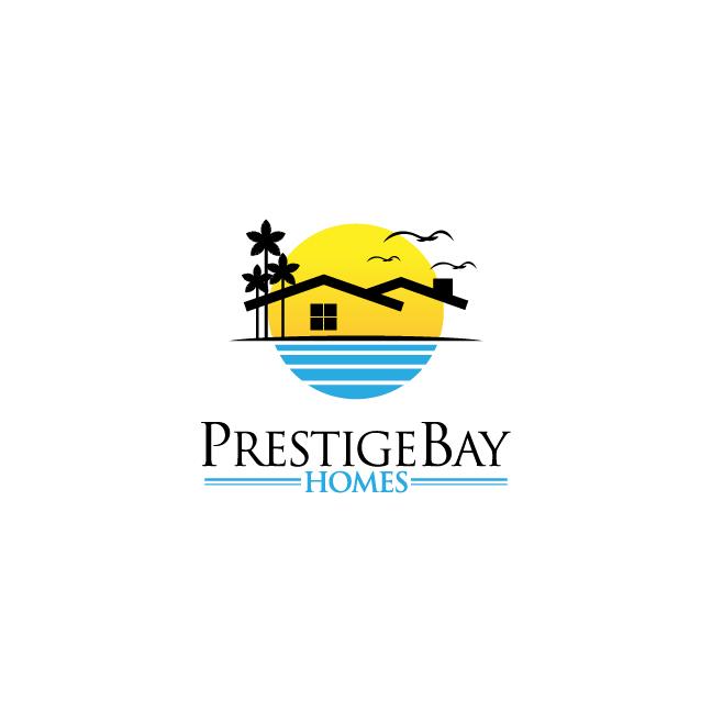 Logo Design by chinie05 - Entry No. 96 in the Logo Design Contest Imaginative Logo Design for Prestige Bay Homes.