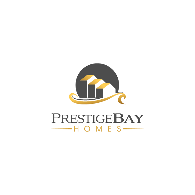 Logo Design by chinie05 - Entry No. 97 in the Logo Design Contest Imaginative Logo Design for Prestige Bay Homes.