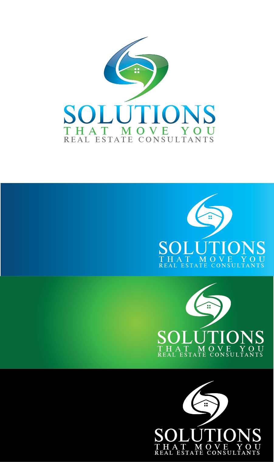 Logo Design by Private User - Entry No. 30 in the Logo Design Contest Imaginative Logo Design for Solutions That Move You.