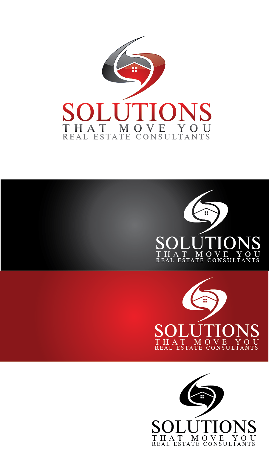 Logo Design by Private User - Entry No. 31 in the Logo Design Contest Imaginative Logo Design for Solutions That Move You.