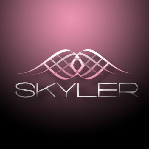 Logo Design by not-interested - Entry No. 107 in the Logo Design Contest Skyler Clothing Logo.