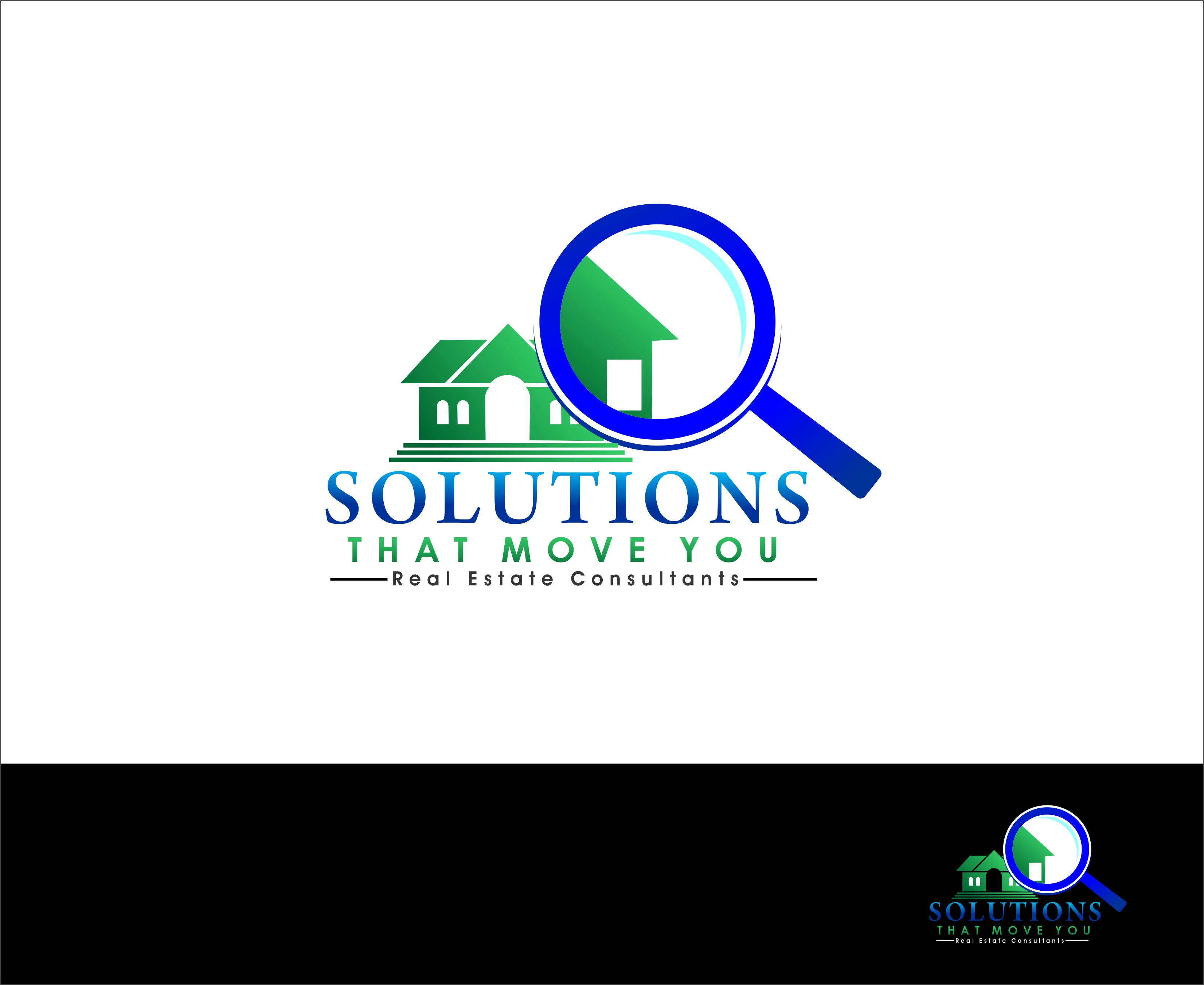 Logo Design by Mhon_Rose - Entry No. 35 in the Logo Design Contest Imaginative Logo Design for Solutions That Move You.