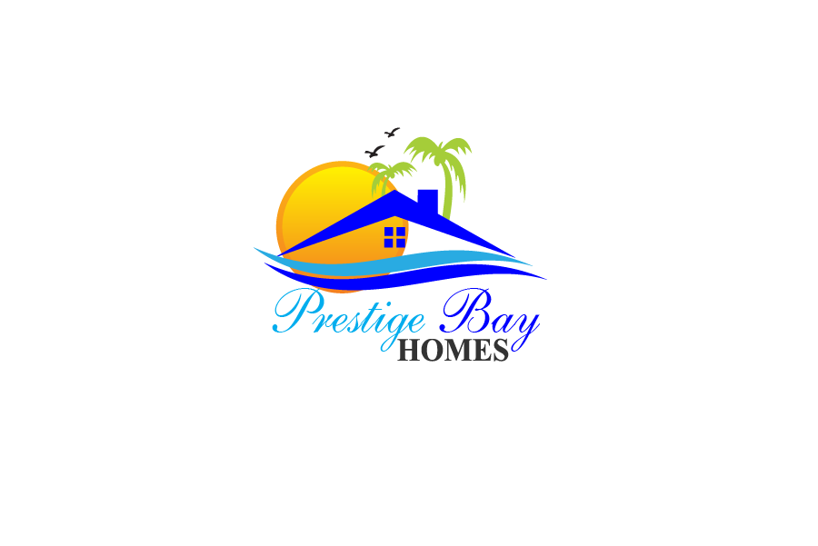 Logo Design by Private User - Entry No. 108 in the Logo Design Contest Imaginative Logo Design for Prestige Bay Homes.