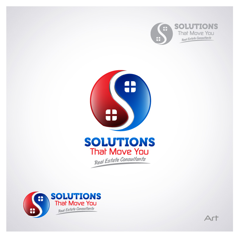 Logo Design by Puspita Wahyuni - Entry No. 36 in the Logo Design Contest Imaginative Logo Design for Solutions That Move You.