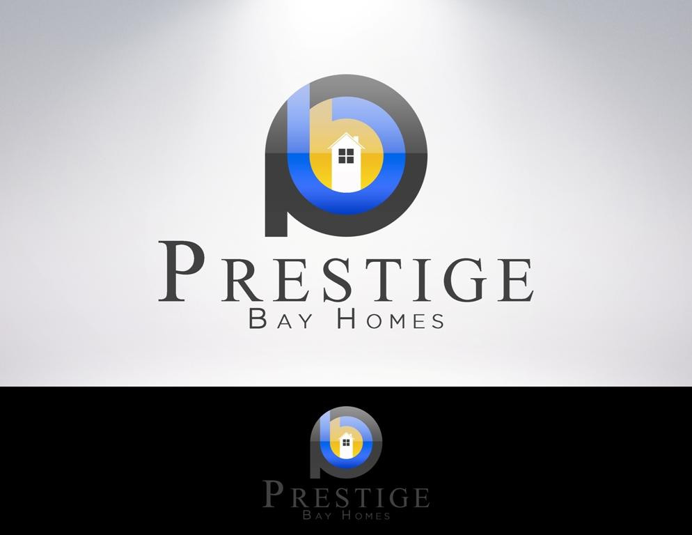 Logo Design by Juan_Kata - Entry No. 111 in the Logo Design Contest Imaginative Logo Design for Prestige Bay Homes.