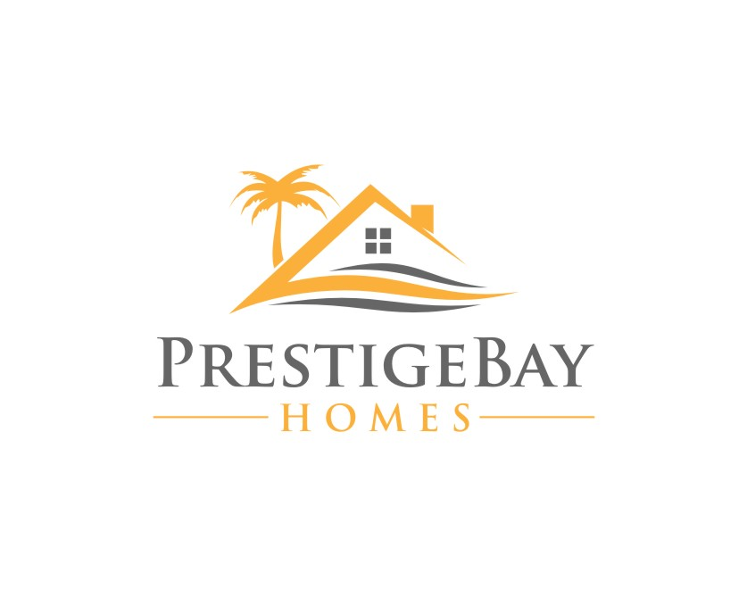 Logo Design by untung - Entry No. 115 in the Logo Design Contest Imaginative Logo Design for Prestige Bay Homes.