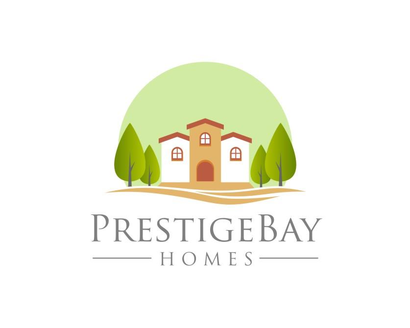 Logo Design by untung - Entry No. 116 in the Logo Design Contest Imaginative Logo Design for Prestige Bay Homes.
