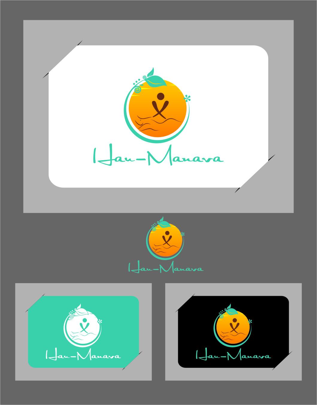 Logo Design by Ngepet_art - Entry No. 9 in the Logo Design Contest Hau-Manava Logo Design.