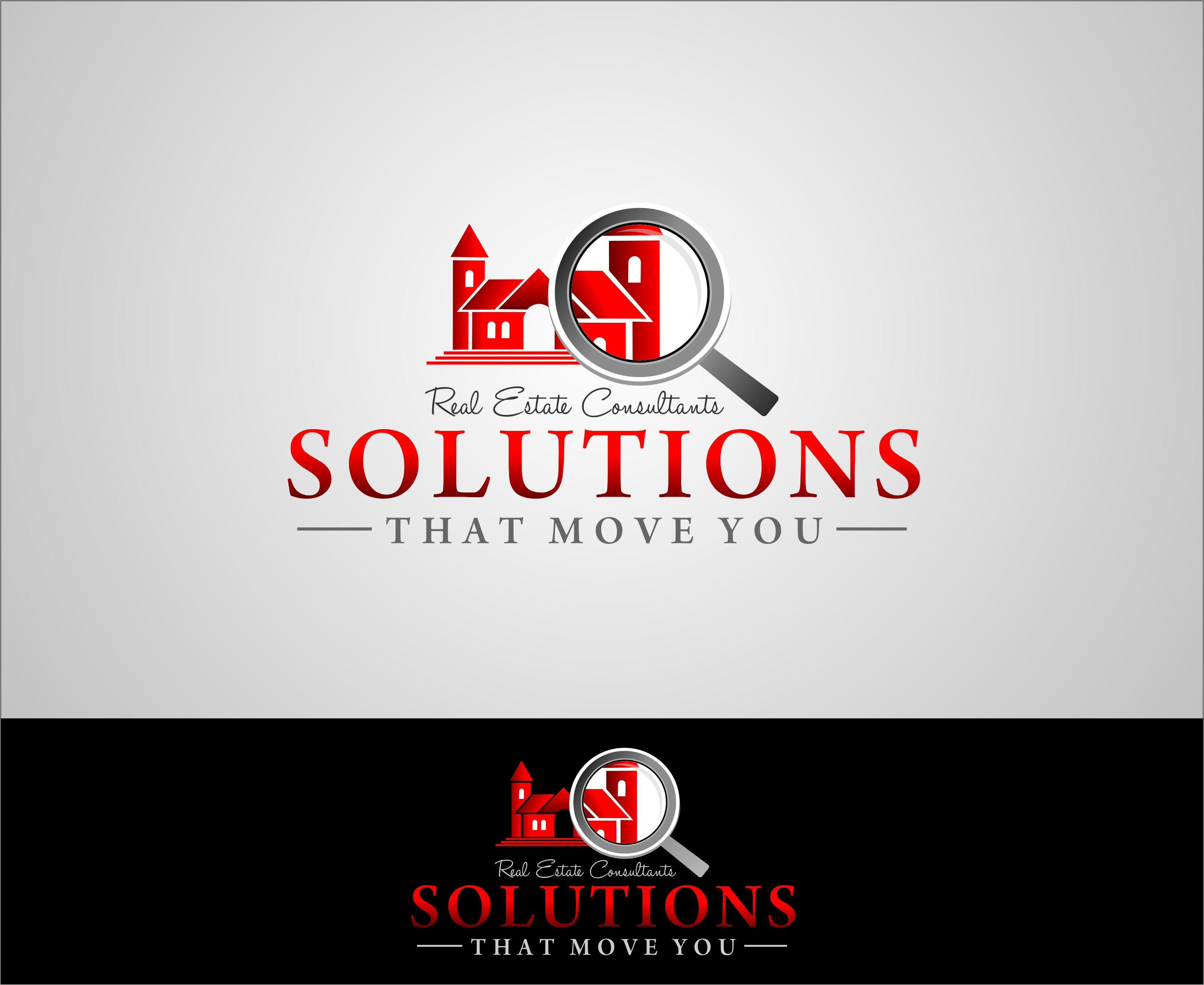 Logo Design by Mhon_Rose - Entry No. 45 in the Logo Design Contest Imaginative Logo Design for Solutions That Move You.