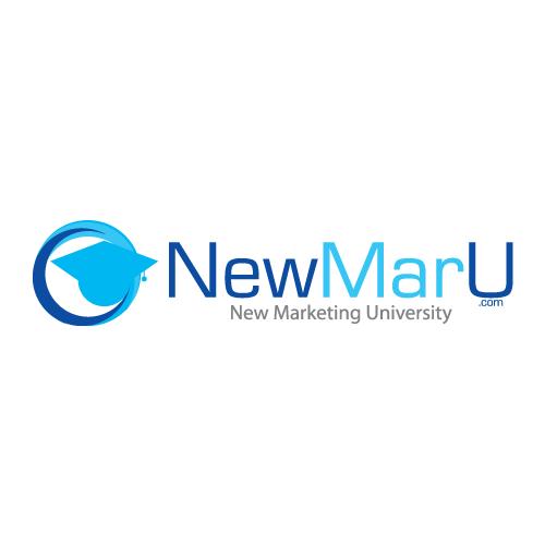 Logo Design by balarea - Entry No. 104 in the Logo Design Contest NewMarU.com (New Marketing University).