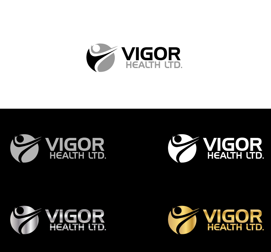 Custom Design by Private User - Entry No. 25 in the Custom Design Contest New Custom Design for Vigor Health Ltd..