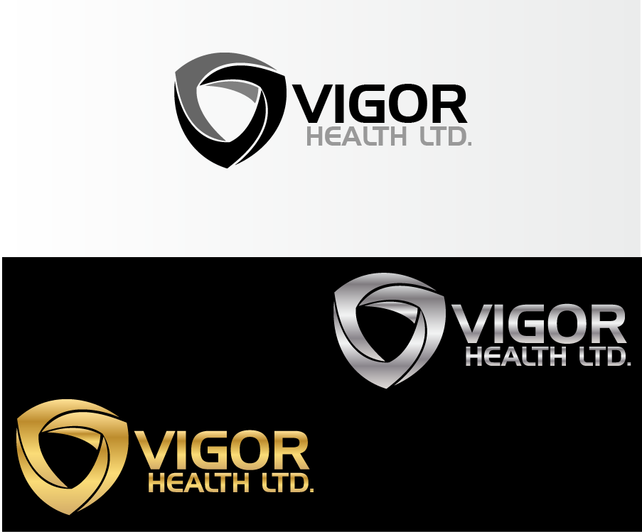 Custom Design by Private User - Entry No. 26 in the Custom Design Contest New Custom Design for Vigor Health Ltd..