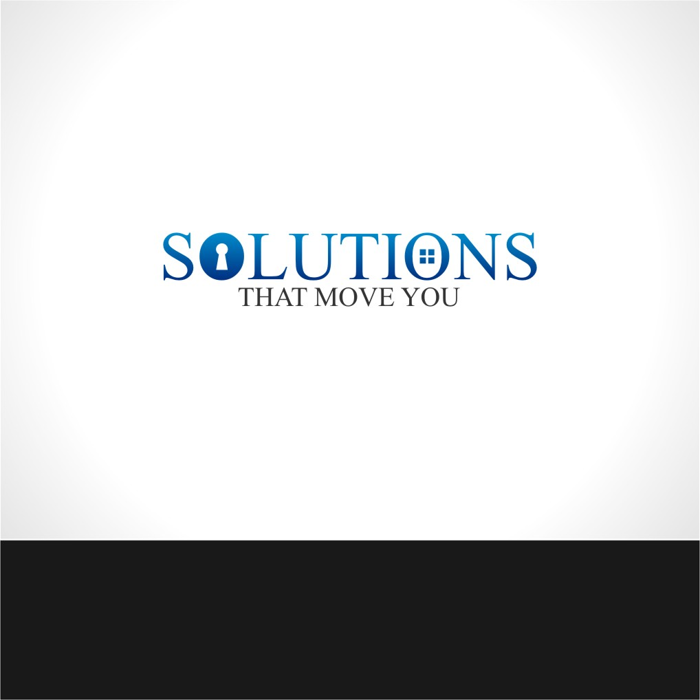 Logo Design by Private User - Entry No. 48 in the Logo Design Contest Imaginative Logo Design for Solutions That Move You.