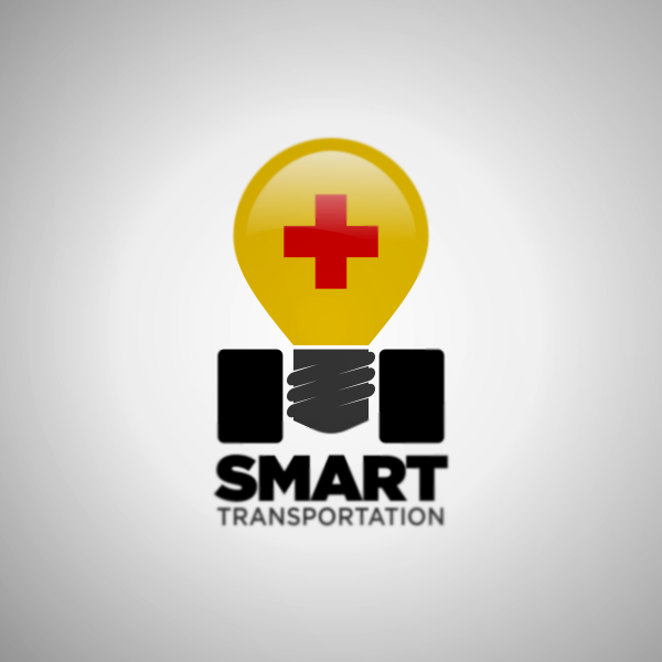 Logo Design by Private User - Entry No. 13 in the Logo Design Contest Imaginative Logo Design for Smart Transportation.