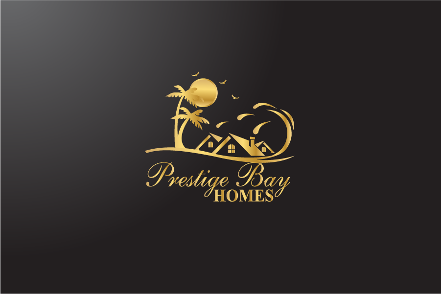 Logo Design by Private User - Entry No. 122 in the Logo Design Contest Imaginative Logo Design for Prestige Bay Homes.