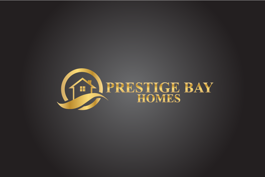 Logo Design by Private User - Entry No. 123 in the Logo Design Contest Imaginative Logo Design for Prestige Bay Homes.