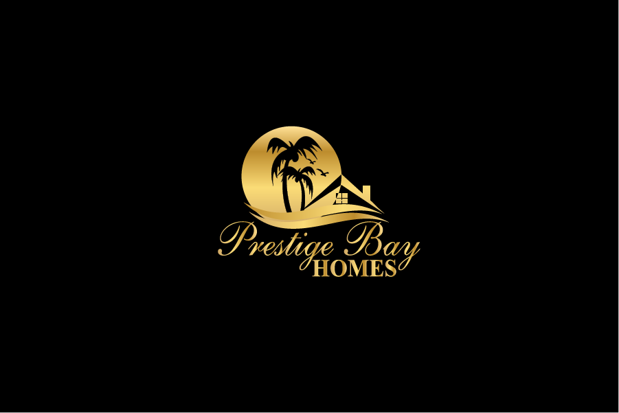 Logo Design by Private User - Entry No. 124 in the Logo Design Contest Imaginative Logo Design for Prestige Bay Homes.