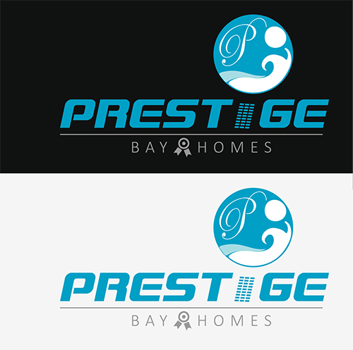 Logo Design by Private User - Entry No. 126 in the Logo Design Contest Imaginative Logo Design for Prestige Bay Homes.