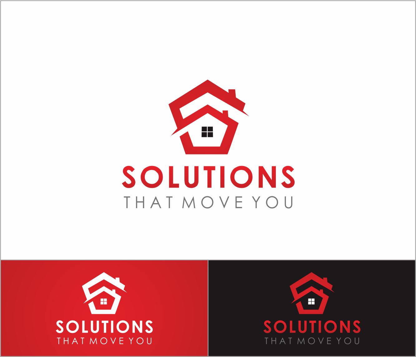 Logo Design by Armada Jamaluddin - Entry No. 52 in the Logo Design Contest Imaginative Logo Design for Solutions That Move You.