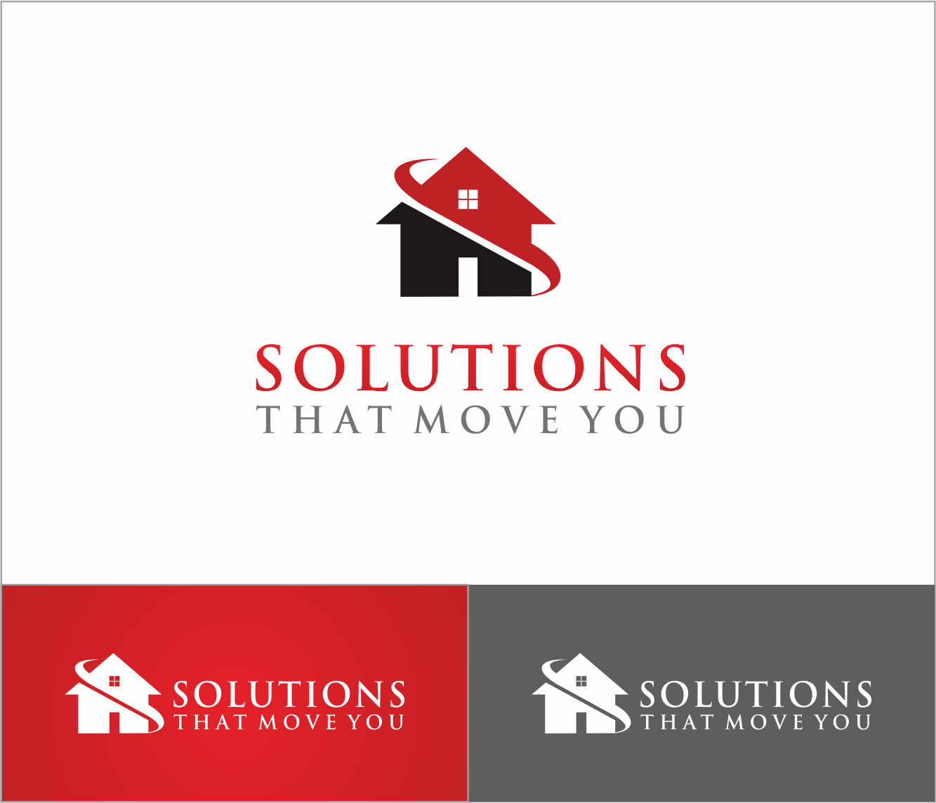 Logo Design by Armada Jamaluddin - Entry No. 53 in the Logo Design Contest Imaginative Logo Design for Solutions That Move You.