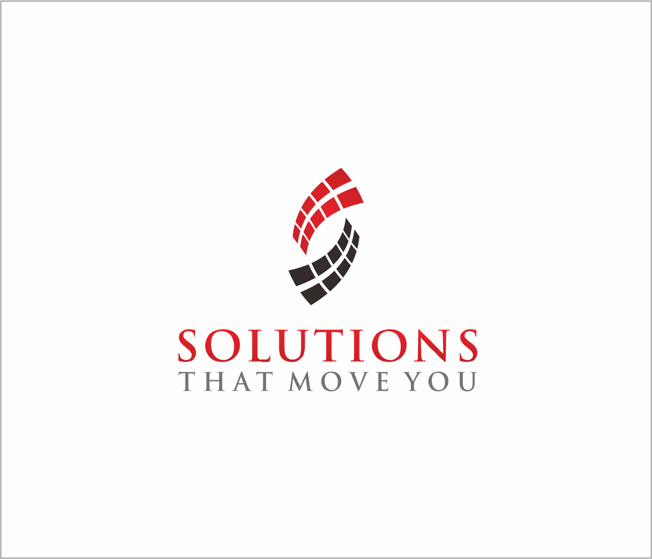 Logo Design by Armada Jamaluddin - Entry No. 54 in the Logo Design Contest Imaginative Logo Design for Solutions That Move You.