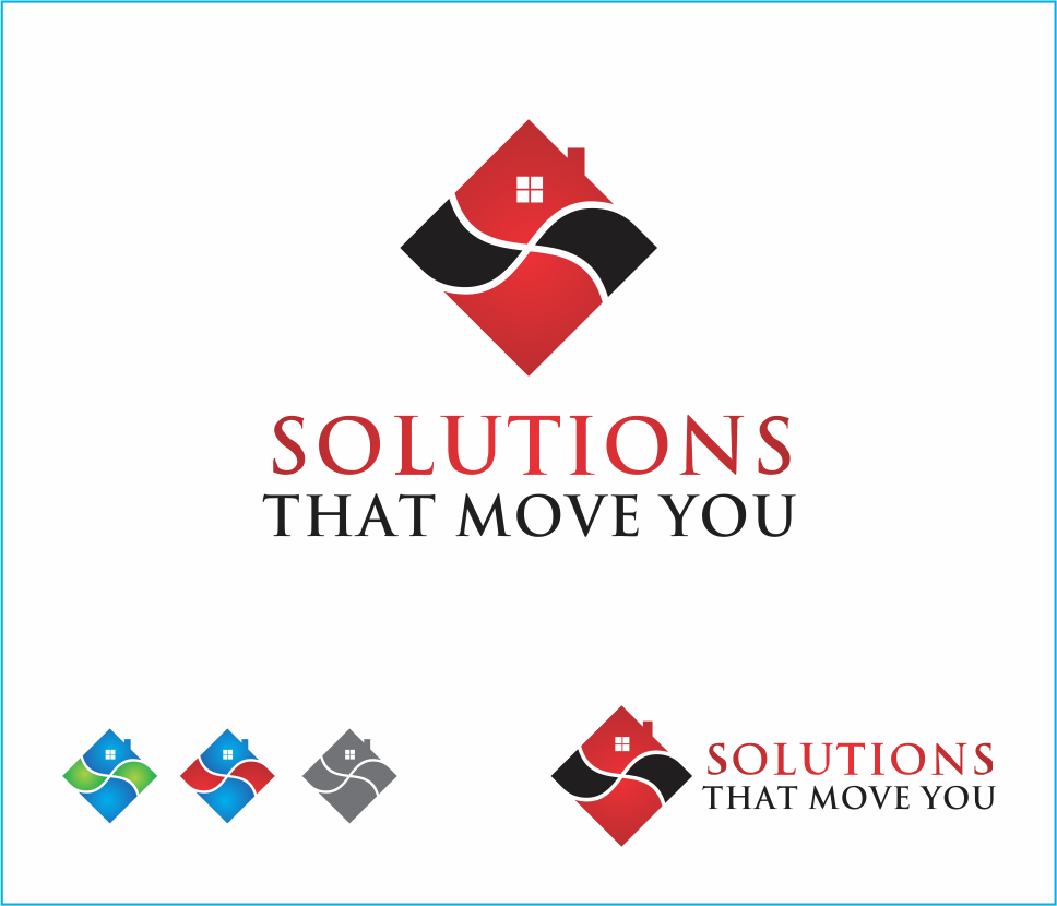 Logo Design by Armada Jamaluddin - Entry No. 58 in the Logo Design Contest Imaginative Logo Design for Solutions That Move You.
