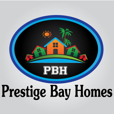 Logo Design by Private User - Entry No. 136 in the Logo Design Contest Imaginative Logo Design for Prestige Bay Homes.