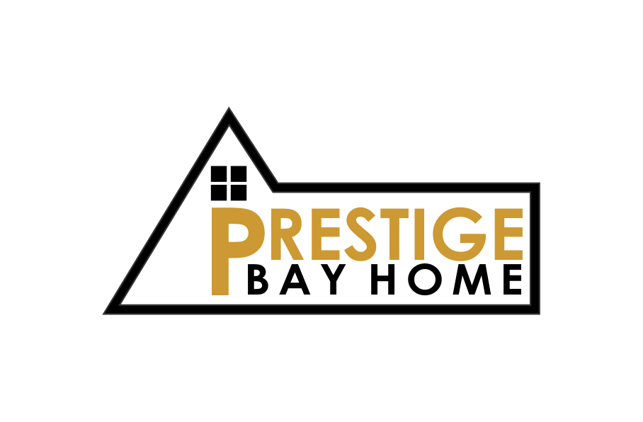 Logo Design by Agus Martoyo - Entry No. 139 in the Logo Design Contest Imaginative Logo Design for Prestige Bay Homes.
