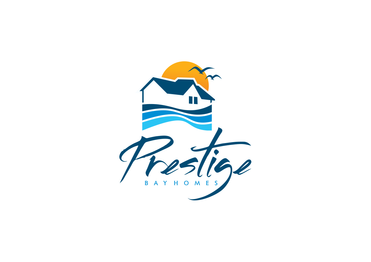 Logo Design by autobot - Entry No. 145 in the Logo Design Contest Imaginative Logo Design for Prestige Bay Homes.