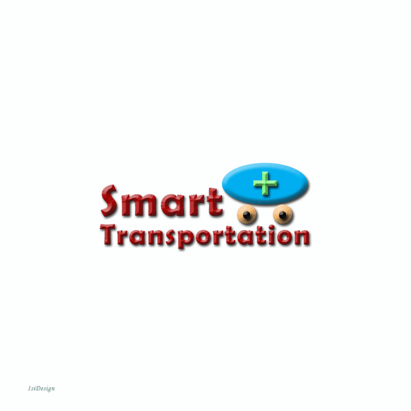 Logo Design by IsiDesign - Entry No. 23 in the Logo Design Contest Imaginative Logo Design for Smart Transportation.