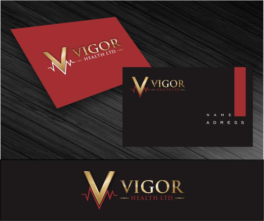 Custom Design by ronny - Entry No. 29 in the Custom Design Contest New Custom Design for Vigor Health Ltd..