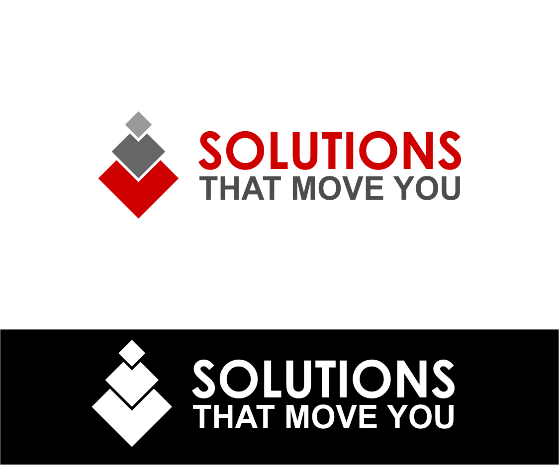 Logo Design by Agus Martoyo - Entry No. 66 in the Logo Design Contest Imaginative Logo Design for Solutions That Move You.