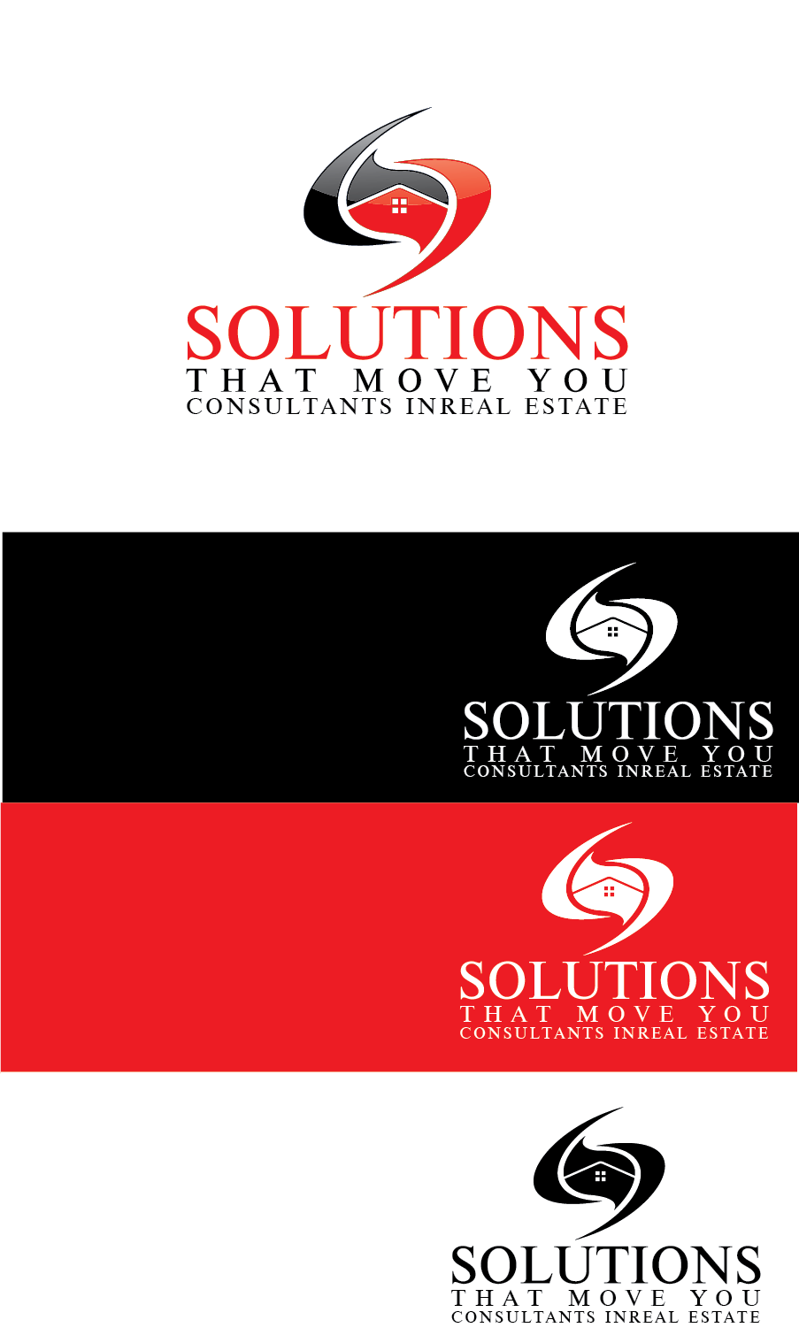 Logo Design by Private User - Entry No. 72 in the Logo Design Contest Imaginative Logo Design for Solutions That Move You.