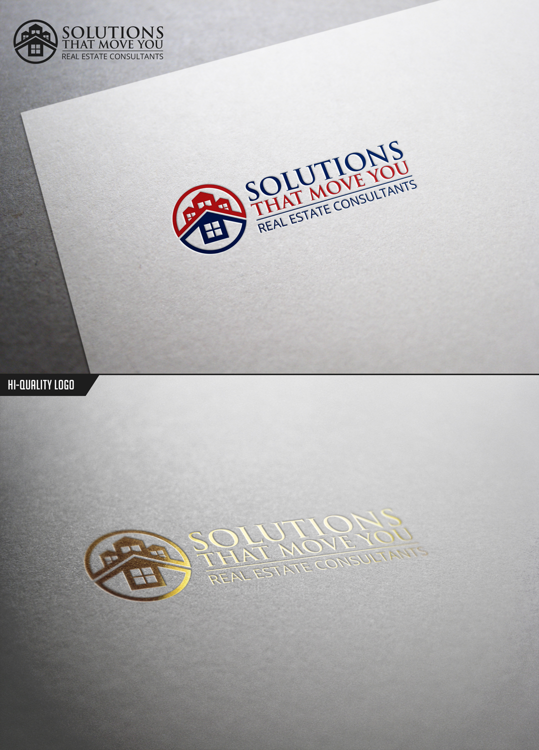 Logo Design by Virgilio Pineda III - Entry No. 75 in the Logo Design Contest Imaginative Logo Design for Solutions That Move You.