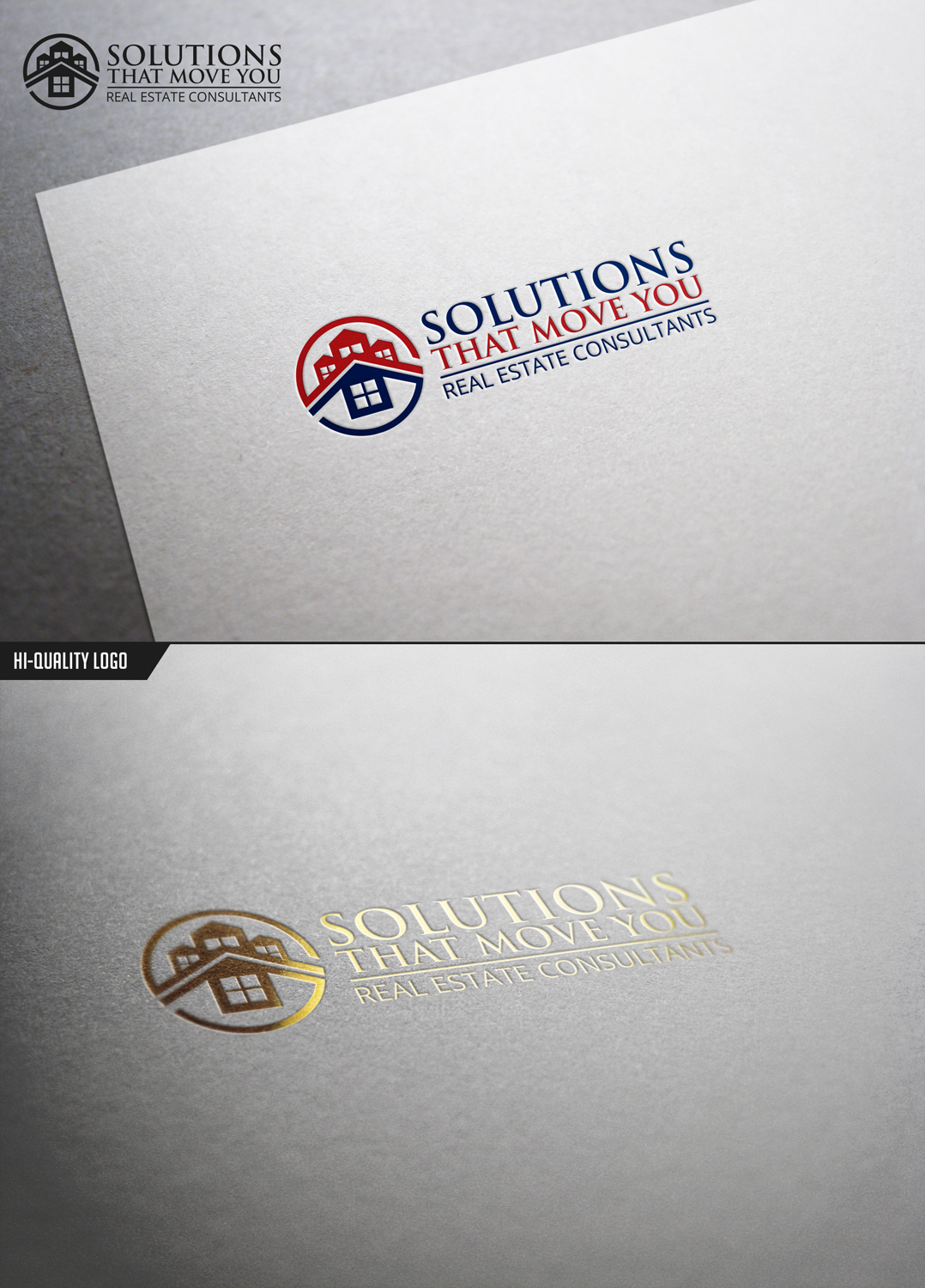 Logo Design by Virgilio Pineda III - Entry No. 76 in the Logo Design Contest Imaginative Logo Design for Solutions That Move You.