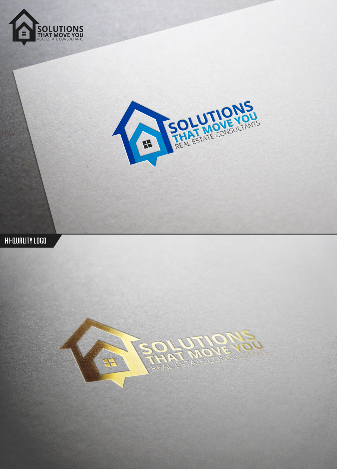 Logo Design by Virgilio Pineda III - Entry No. 77 in the Logo Design Contest Imaginative Logo Design for Solutions That Move You.