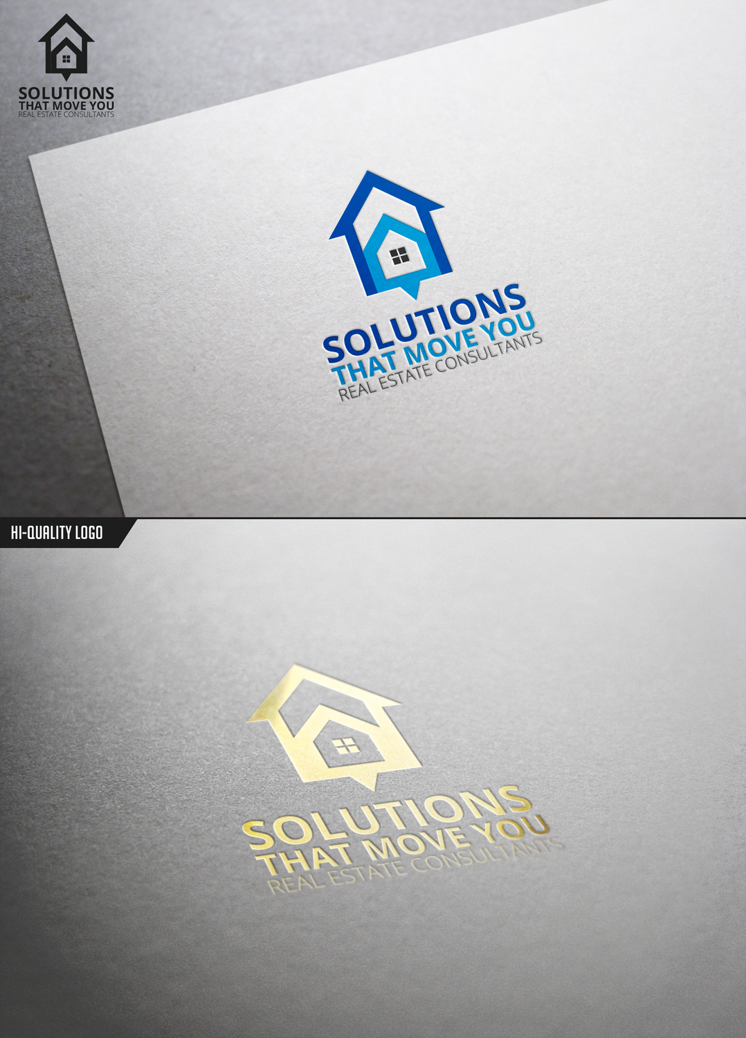 Logo Design by Virgilio Pineda III - Entry No. 78 in the Logo Design Contest Imaginative Logo Design for Solutions That Move You.