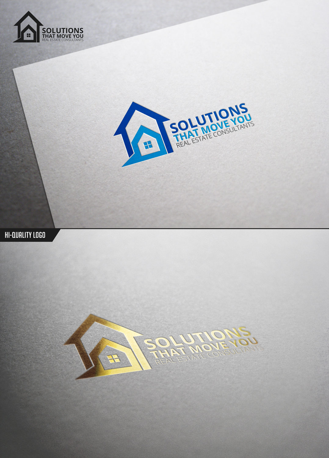 Logo Design by Virgilio Pineda III - Entry No. 80 in the Logo Design Contest Imaginative Logo Design for Solutions That Move You.