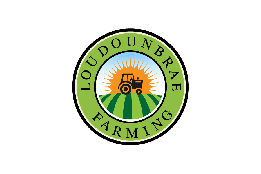 Logo Design by Private User - Entry No. 1 in the Logo Design Contest Creative Logo Design for Loudounbrae Farming.