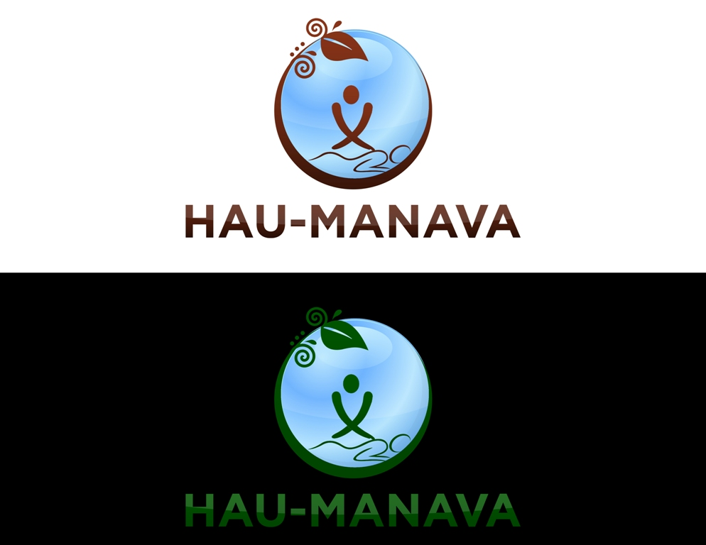 Logo Design by Juan_Kata - Entry No. 22 in the Logo Design Contest Hau-Manava Logo Design.