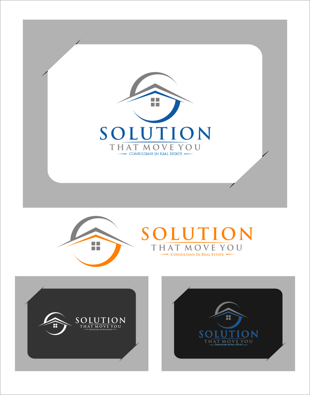 Logo Design by Ngepet_art - Entry No. 83 in the Logo Design Contest Imaginative Logo Design for Solutions That Move You.