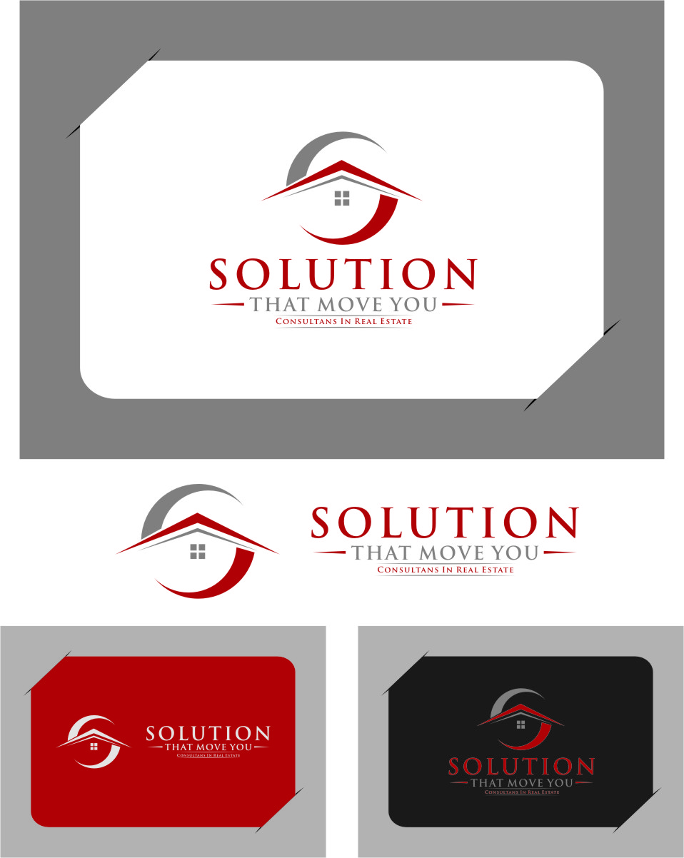 Logo Design by Ngepet_art - Entry No. 84 in the Logo Design Contest Imaginative Logo Design for Solutions That Move You.