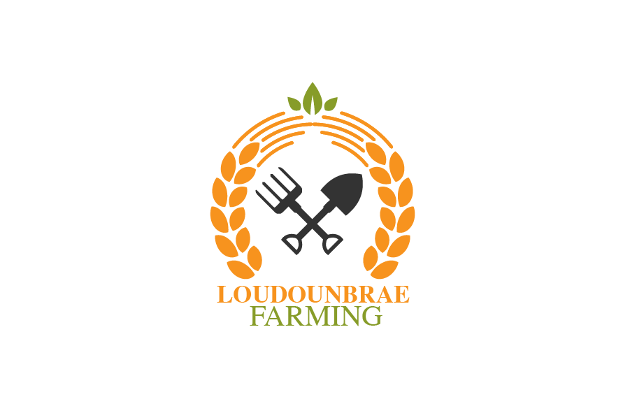 Logo Design by Private User - Entry No. 3 in the Logo Design Contest Creative Logo Design for Loudounbrae Farming.