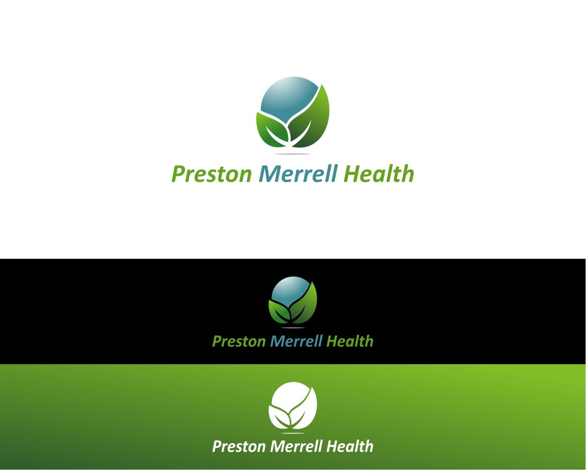 Logo Design by haidu - Entry No. 30 in the Logo Design Contest Creative Logo Design for Preston Merrell Health.