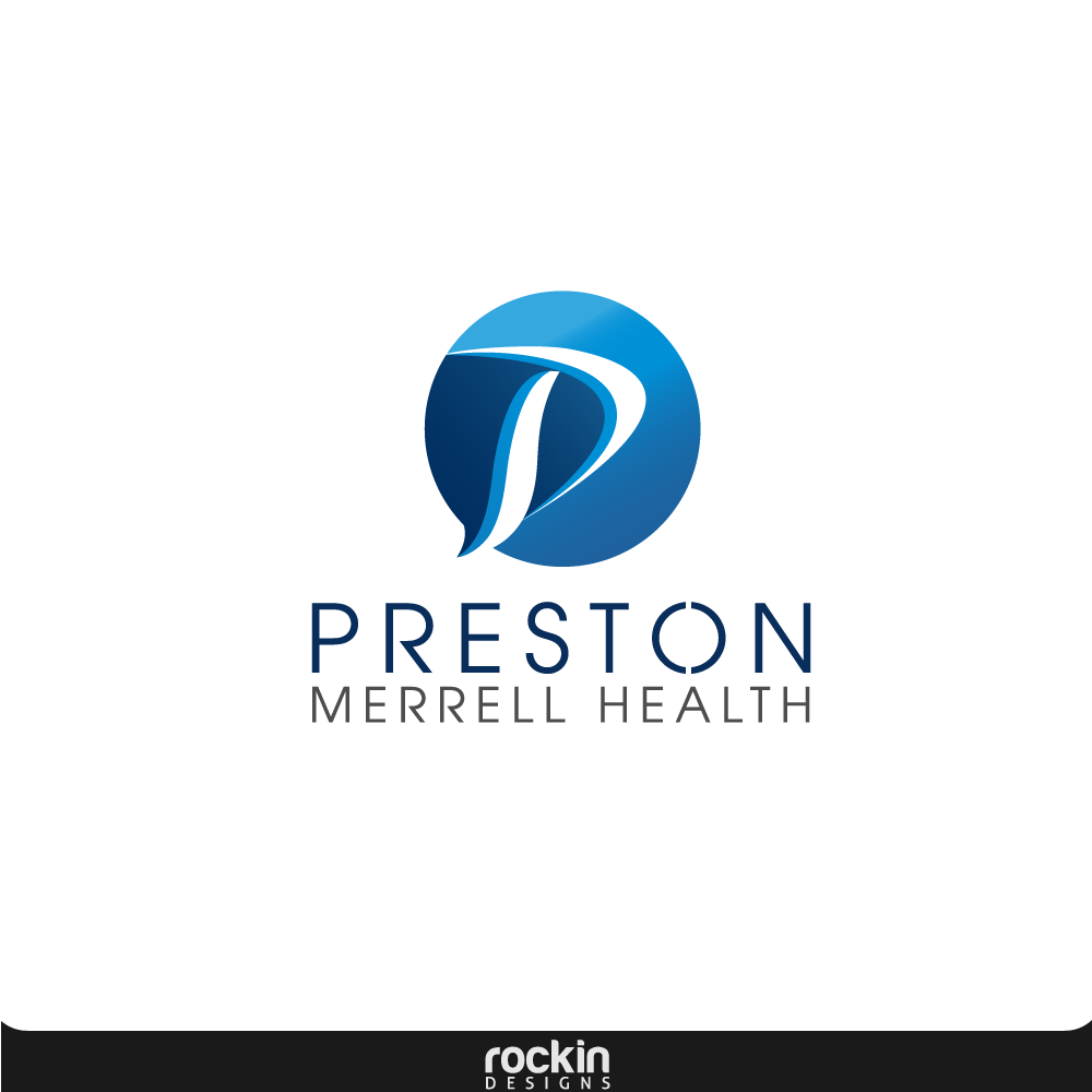 Logo Design by rockin - Entry No. 31 in the Logo Design Contest Creative Logo Design for Preston Merrell Health.