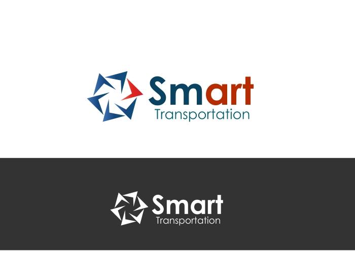 Logo Design by Private User - Entry No. 42 in the Logo Design Contest Imaginative Logo Design for Smart Transportation.