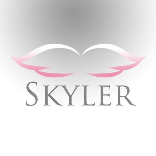 Logo Design by not-interested - Entry No. 133 in the Logo Design Contest Skyler Clothing Logo.